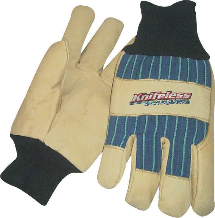 Thinsulate Lined Pigskin Leather Palm Glove, 1