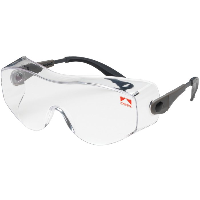 Bouton Oversite Clear Glasses, 0.625