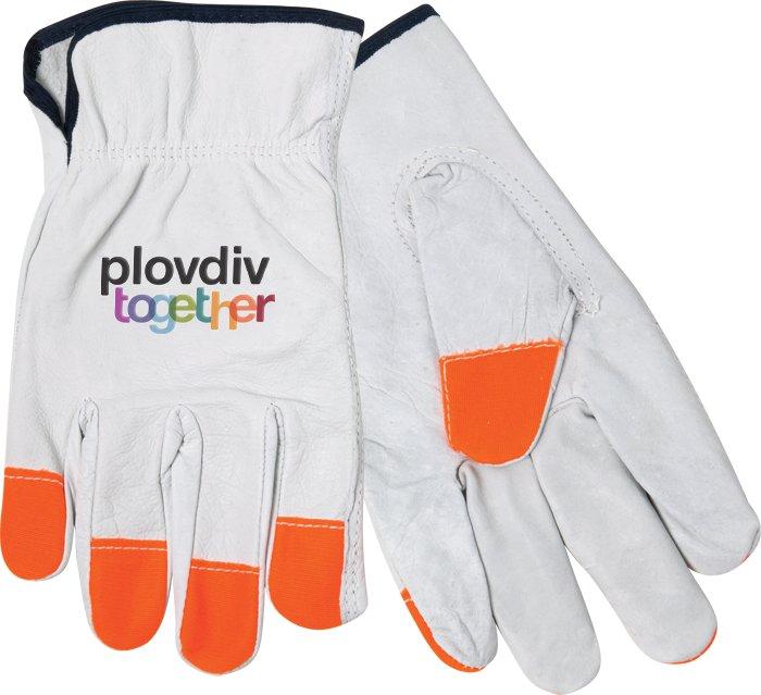 Hi-Viz Driver's Glove, 1