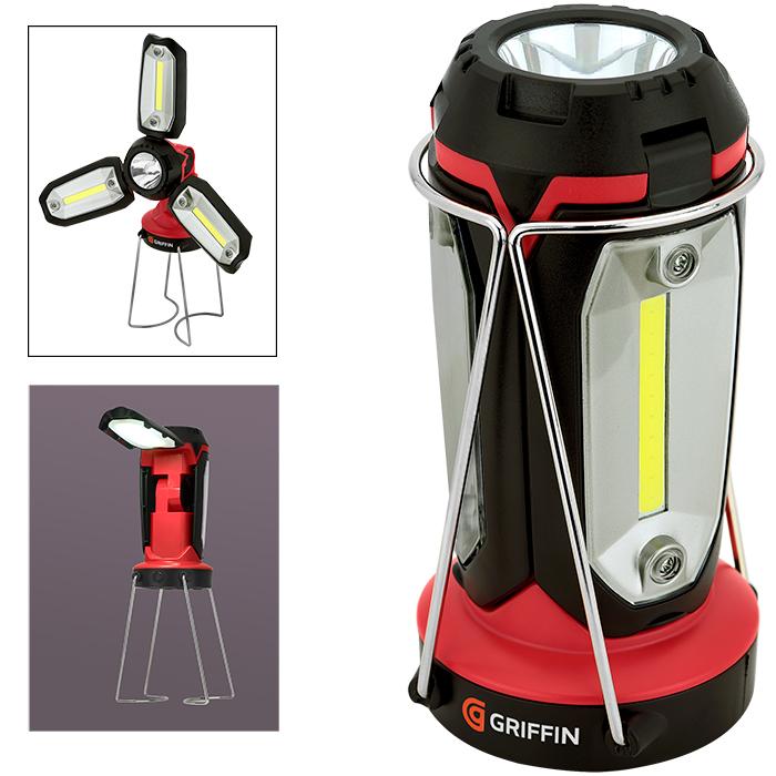 Clover Style LED / COB Worklight, 5.875