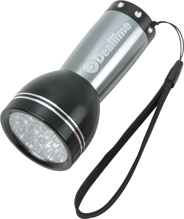 Broadway LED Flashlight, 3.75