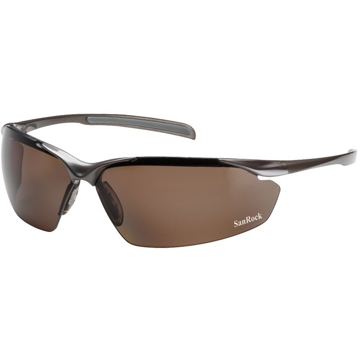 Bouton Commander Polarized Brown Glasses, 6