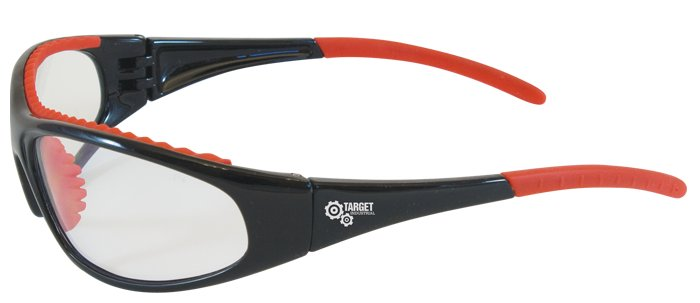 Bouton Flashfire Clear Glasses, 7