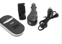 Bluetooth Speaker Phone (TTS Car Kit w/FM function)