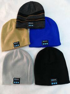 Custom Bluetooth Beanie Classic Knit Design