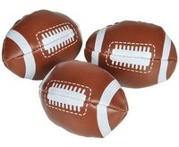 Mini Soft Stuff Football Stress Reliever