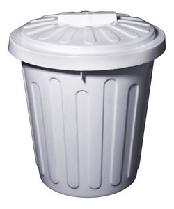 Custom Imprinted Mini Trash Cans