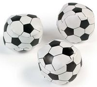 Mini Soft Stuff Soccer Ball Stress Reliever