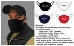 Custom Reusable Face Mask