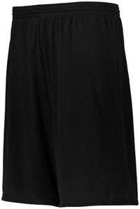 Custom Youth Longer Length Attain Wicking Shorts