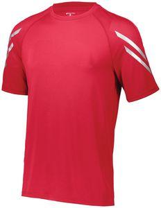 Custom Youth Flux Shirt Short Sleeve