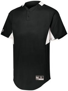 Custom Youth Game7 Two-Button Baseball Jersey