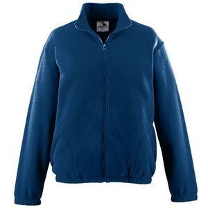 Custom Youth Chill Fleece Full Zip Jacket