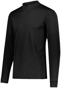 Custom Adult Wicking Mock Turtleneck Shirt