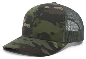 Multicam(r) Trucker Snapback Cap