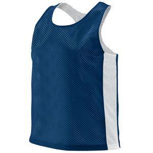 Custom Augusta Sportswear Ladies' Reversible Tricot Mesh Lacrosse Tank Top