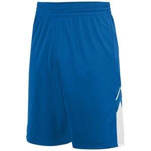 Custom Youth Alley-Oop Reversible Shorts