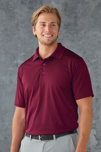 Mens Performance SNAG PROOF Polo
