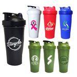 Solid Fitness Shaker Bottle