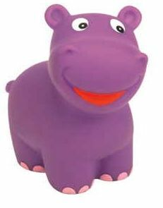 Custom Imprinted Hippo Stress Relievers!