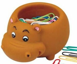 Hippo Themed Promotional Items -