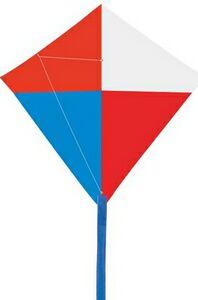 Custom Printed Diamond Kites