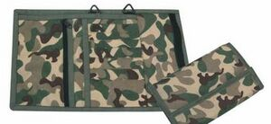 Custom Imprinted Camouflage Wallets!