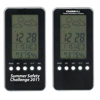 Digital Weather Station w/ Alarm Clock