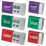 Sliding Pocket Travel Alarm Clock