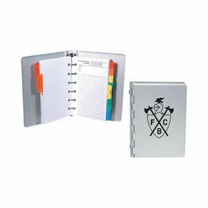 Mini Aluminum Organizer Planner