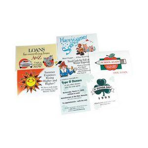 Custom Printed Souvenir Postcards