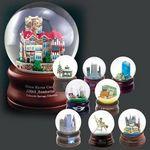 Custom Custom Polyester Water Globes