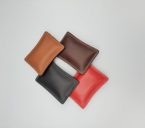 Business Leather Custom Shaped Paper Weights