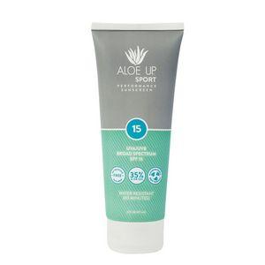 Aloe Up Sport SPF 15 Sunscreen Lotion - 6oz