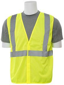 Aware Wear ANSI Class 2 Mesh Hi-Viz Economy Safety Vest