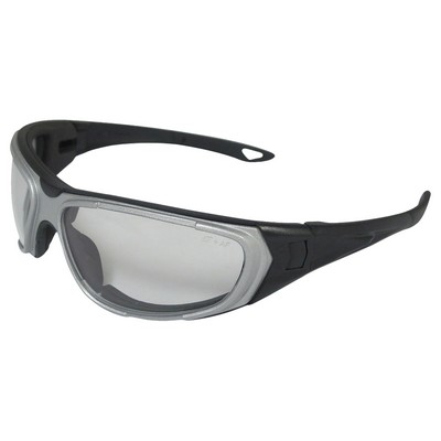 NT2 Foam Lined Anti Fog Safety Glasses