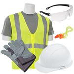 Custom L3 New Hire Kit Cap Style Class 2 Clear w/ Large Safety Vest