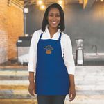 Custom Fame Original Three Pocket Bib Apron- Available in 26 Colors
