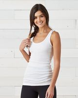 Enza Ladies Fitted Basic Tank