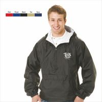 Paradise Point Hooded Pullover Jacket