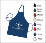 Custom Q-Tees Butcher Apron