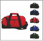 Custom Q-Tees Duffle Bag