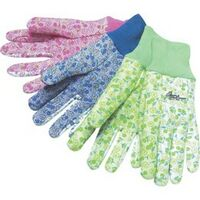 Assorted Color Cotton Gardening Gloves