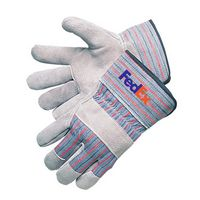 Full Feature Standard Leather Work Gloves