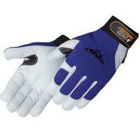 Premium grain Goatskin Palm Mechanic Glove
