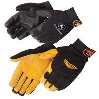 Premium Grain Deerskin Palm Mechanic Glove
