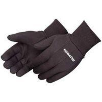 Brown Jersey Work Gloves