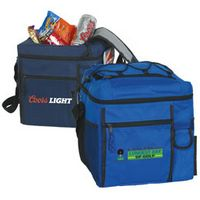 Picnic Cooler w/ Adjustable Shoulder Strap
