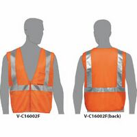 Class 2 Compliant Mesh Safety Vest