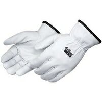 Quality Grain Goatskin Driver Gloves